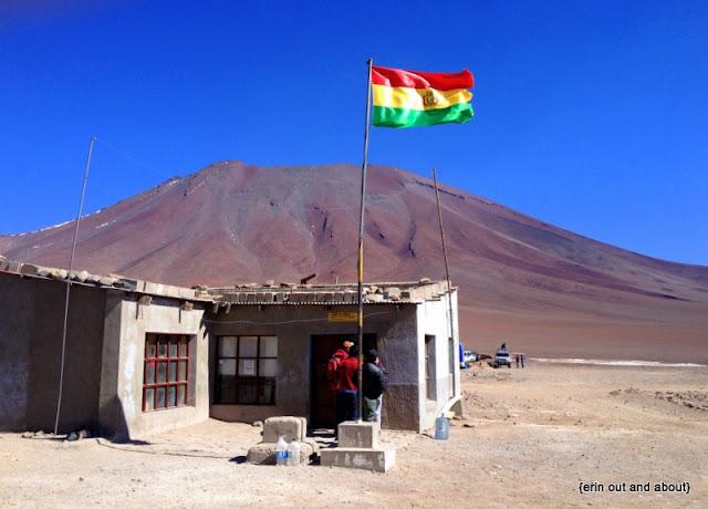 {ErinOutandAbout} Visit Bolivia