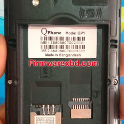 QPhone QP1 Flash File