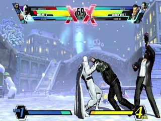Ultimate Marvel Vs Capcom 3 PC Game Free Download
