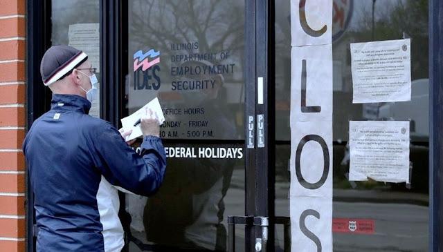 Tasa de desempleo en Estados Unidos 2020, EEUU ha perdido 20.5 millones de empleos en abril