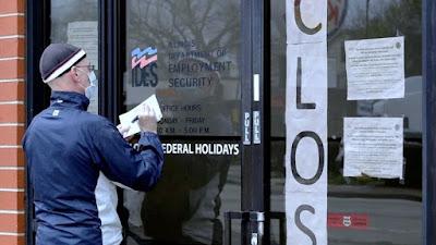 Estados Unidos: coronavirus de Wuhan destruye 20.5 millones de empleos en abril