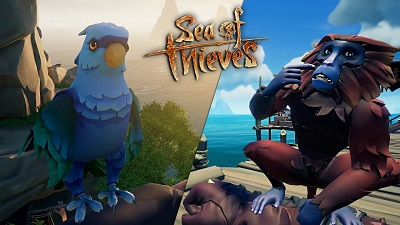 Sea of Thieves - Pets