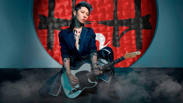 Hikari No Hana - Medio oficial de la gira europea de Miyavi 2019
