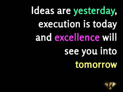 Quotes on execution excellence