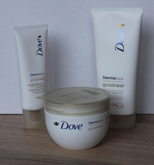 IMG 1207 - Dove Derma Spa goodness3 Giftbox