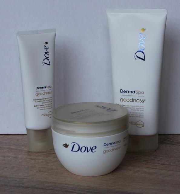 IMG 1207 - Dove Derma Spa goodness3 Giftbox