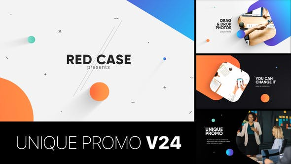 Unique Promo v24 | Corporate Presentation[Videohive][After Effects][23310563]