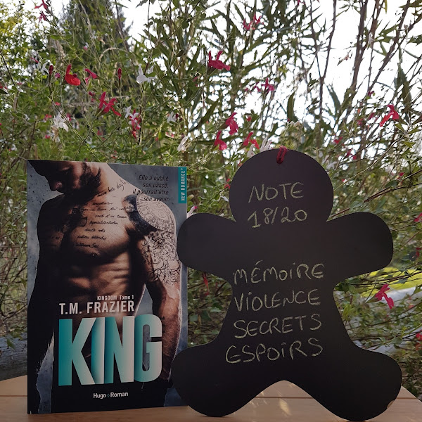 Kingdom, tome 1 : King de T.M. Frazier