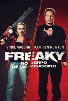 Freaky: No Corpo de um Assassino Torrent – BluRay 720p/1080p Legendado