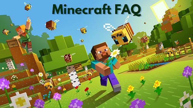 Minecraft FAQ