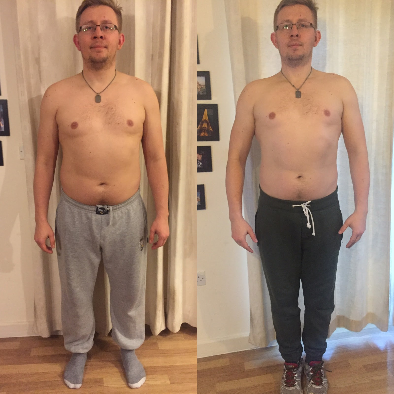 This is my road from 100 Kg to 80 kg