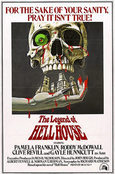 Poster - The Legend of Hell House (1973)