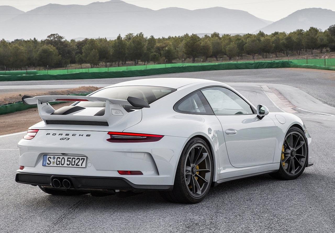 2018 2019 Porsche 911 Gt3 Details Car Details