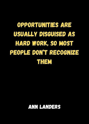 New Opportunity Quotes