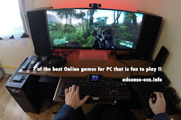 7 of the best Online games for PC that is fun to play !!