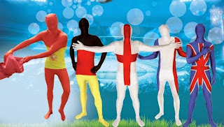 World Cup Morphsuits