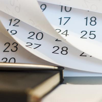 Calendario fiscal 2019: febrero