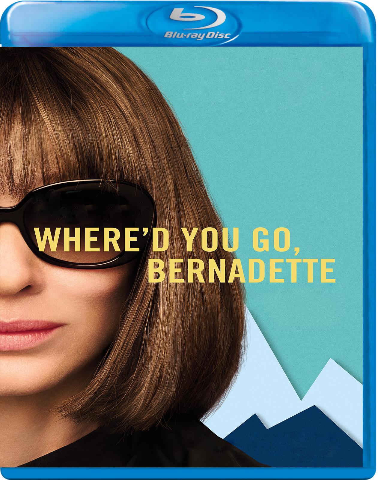 Where'd You Go, Bernadette [2019] [BD25] [Subtitulado]