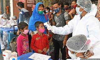 भारत में कोविड संक्रमण में गिरावट जारी, डेली आ रहे 20 हजार से कम मामले  | #NayaSaberaNetworkभारत में कोविड संक्रमण में गिरावट जारी, डेली आ रहे 20 हजार से कम मामले  | #NayaSaberaNetwork