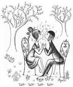 I fidanzatini di Peynet