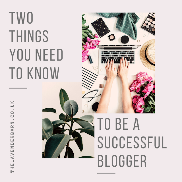 Two Things You Need To Know For Successful Blogging