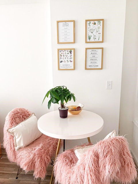 Image of small dining room
