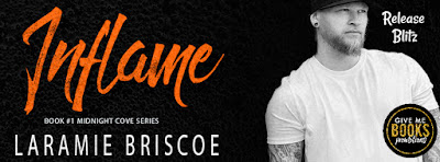 Inflame by Laramie Briscoe is Live!!