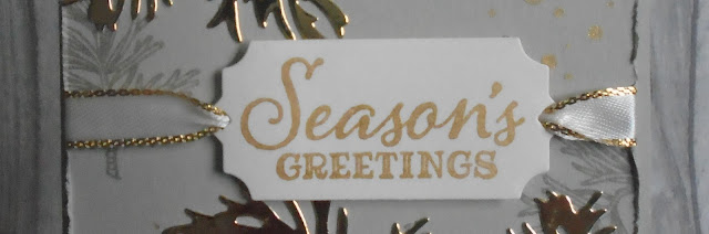 Beautiful Boughs Dies, Christmas 2019, Craftyduckydoodah!, Peaceful Boughs, Supplies available 24/7 from my online store, Susan Simpson UK Independent Stampin' Up! Demonstrator