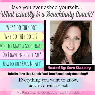 What is a beachbody Coach