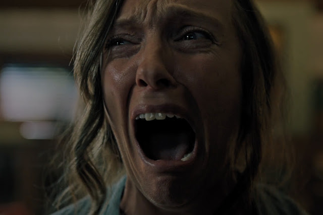 """Toni Collette is terrorized and terrifying in """"Hereditary"""""""