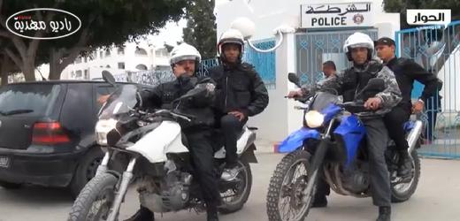 المهدية : تحرير 40 محضرا عدليا ضد مواطنين خرقوا حظر التجول