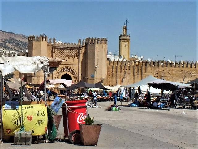 viajar a Marruecos en coche