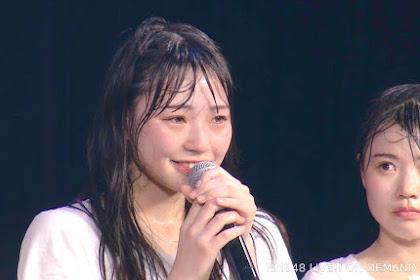 Sato Ami Mengumumkan Kelulusannya dari NMB48