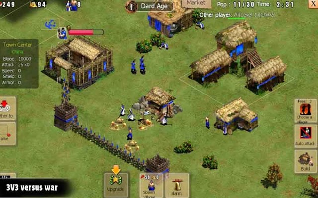 War of Empire Conquest – Game Đế Chế cho Android
