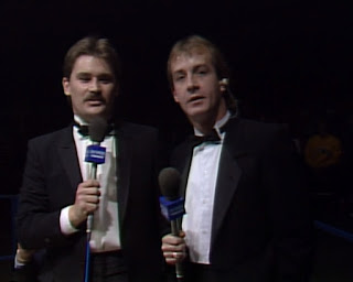 "NWA Starrcade 1986 (The Skywalkers) - Tony ""Good Mustache"" Schiavone & Rick Stewart"