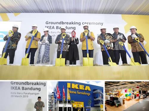 IKEA Kota Baru Parahyangan