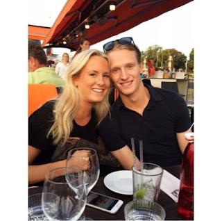 John Klingberg And His Wife Fanny Hammarstrand