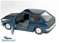 Solido, Ford Fiesta, MINIATURE-FORD.BE