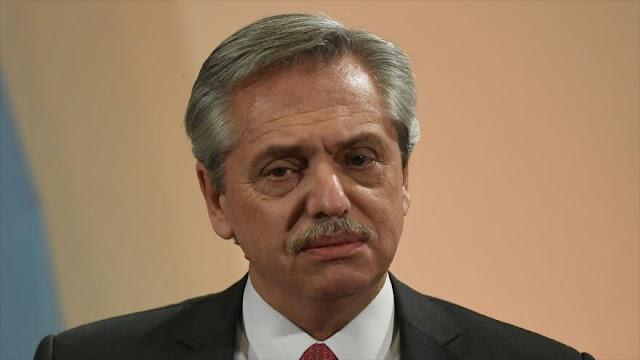 Alberto Fernández renuncia al resto del préstamo del FMI