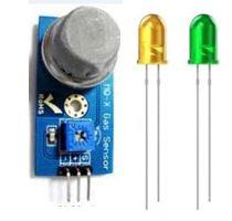Menghidupkan dan Mematikan Led dengan sensor Arduino