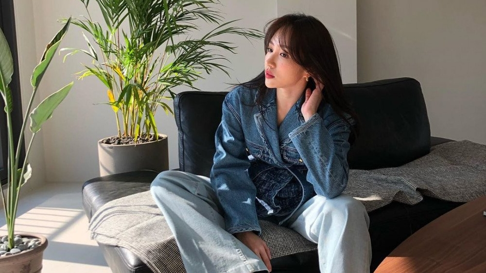 Attending The Radio Program, EXID's Hani Admits That She is in a Relationship?