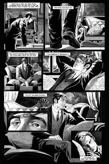 Legendary Comics Bram Stoker's Dracula Starring Bela Lugosi