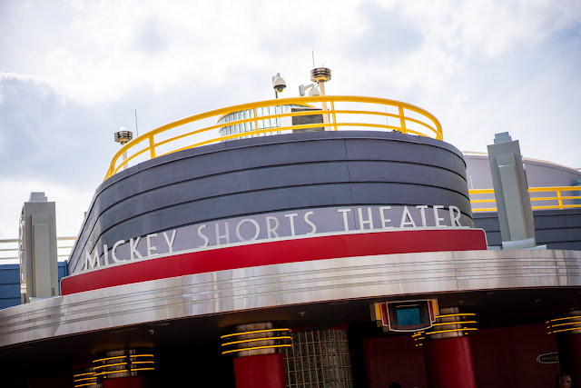 Mickey Shorts Theater, Disney's Hollywood Studios, Mickey and Minnie's Runaway Railway