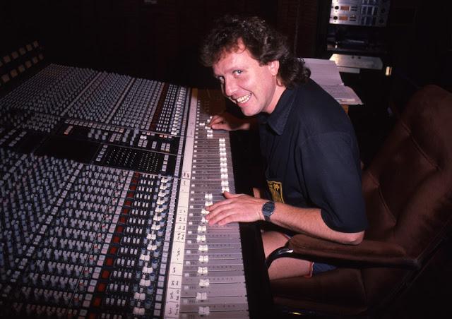 """Iron Maiden: """"Martin Birch foi uma das melhores pessoas com quem já trabalhamos"""""""