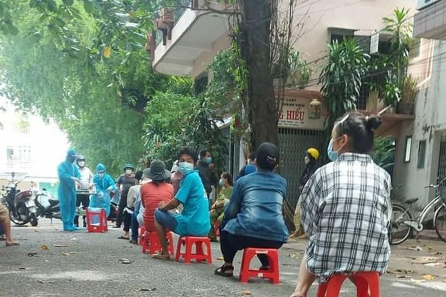 TP Phan Rang - Tháp Chàm yêu cầu người dân 2 phường không ra khỏi nhà