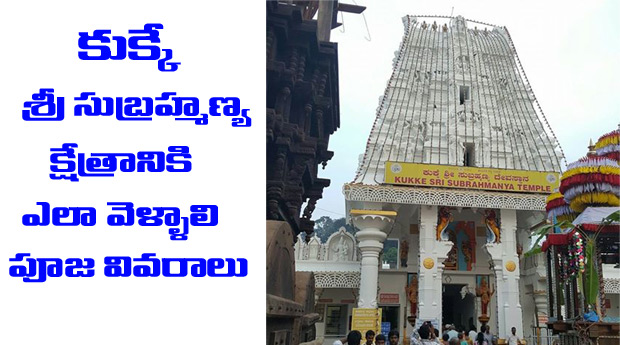 sri kukke subrahmanay temple information route map seva details