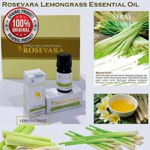 Rosevara Lemongrass 6ml