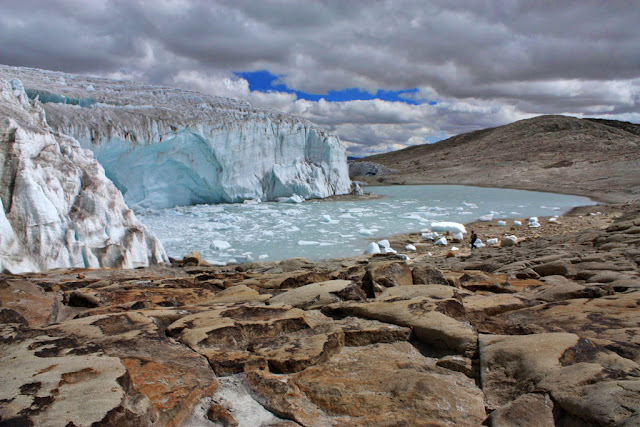 Understanding the ebb and flow of Peru's glacial past