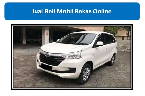 Jual Beli Mobil Bekas Online