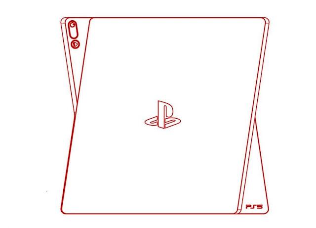 إشاعة : ظهور أول شكل لنسخة جهاز PS5 النهائية ، هل هي حقيقية
